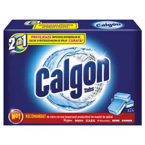 Tablete anticalcar CALGON 24 bucati