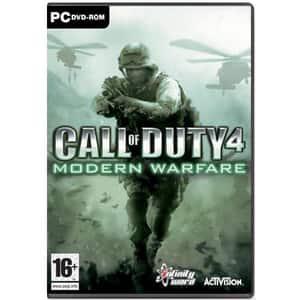 Call of Duty 4: Modern Warfare PC