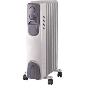 Calorifer electric VORTEX VO-YLA0613FT, 13 elementi, 3 trepte putere, 2500W