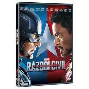 Capitanul America - Razboiul Civil DVD