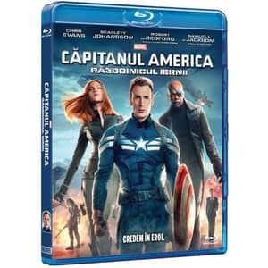 Capitanul America: Razboinicul iernii Blu-ray