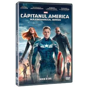 Capitanul America: Razboinicul iernii DVD