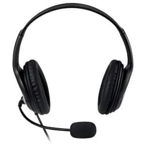 Casti PC MICROSOFT LifeChat LX-3000, USB, negru