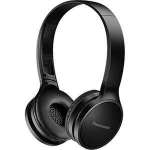 Casti PANASONIC RP-HF400BE-K, Bluetooth, On-Ear, Microfon, negru