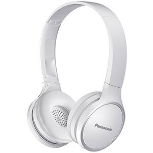 Casti PANASONIC RP-HF400BE-W, Bluetooth, On-Ear, Microfon, alb