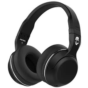 Casti SKULLCANDY Hesh 2 S6HBGY-374, Bluetooth, Over-Ear, Microfon, negru