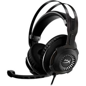 Casti Gaming HyperX Cloud Revolver 7.1, surround, 3.5mm, negru