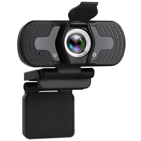 Camera Web TELLUR TLL491131, Full HD 1080p, negru
