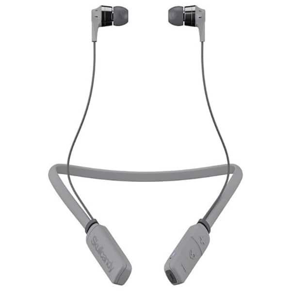 Casti SKULLCANDY Ink'd Street S2IKWK-610, Bluetooth, In-Ear, Microfon, gri