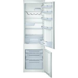 Combina frigorifica incorporabila BOSCH KIV38X20, 276 l, H 177 cm, Clasa A+, alb