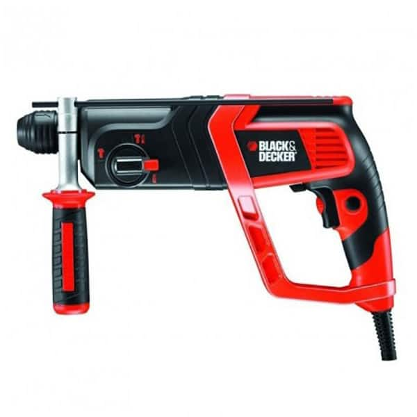 Ciocan rotopercutor BLACK&DECKER KD985KA, 800W, 2.2J, 980RPM, 5180BPM, SDS Plus