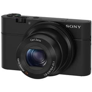 Camera foto digitala SONY DSC-RX100, 20.2 MP, negru