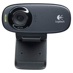 Camera Web LOGITECH C310, 1280 x 720 pixeli, negru