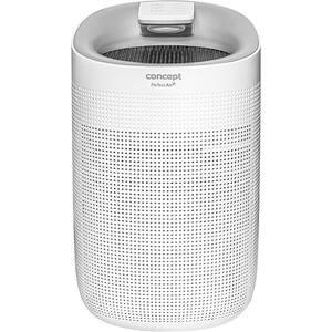 Dezumidificator si purificator de aer CONCEPT OV1200, 0.75l/zi, 45W, Hepa, alb