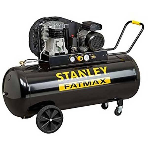 Compresor aer STANLEY FatMax B 480/10/270T, Electric, cu ulei, 270 litri, 4 CP, 10 Bar