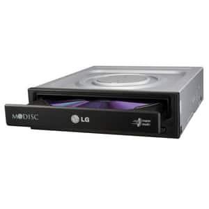 Unitate optica DVD-RW LG GH24NSD1, 24x, negru, bulk