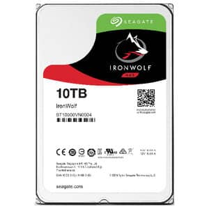 Hard Disk NAS SEAGATE IronWolf, 10TB, 7200RPM, SATA3, 256MB, ST10000VN0004