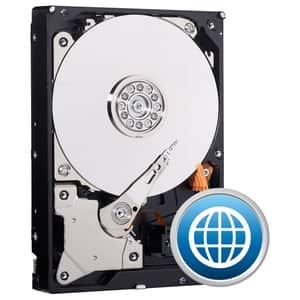 Hard Disk desktop WD Caviar Blue, 1000GB, 7200 RPM, SATA 3, 64MB, WD10EZEX