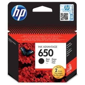 Cartus HP 650 (CZ101AE), negru