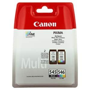 Kit cartus CANON PG-545 / CL-546, tricolor