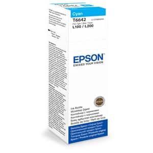 Cerneala originala EPSON T6642, cyan