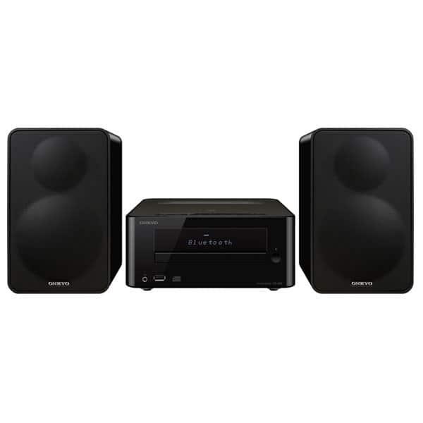 Minisistem audio ONKYO CS-265 B 40W, Bluetooth, USB, CD, Radio FM, negru