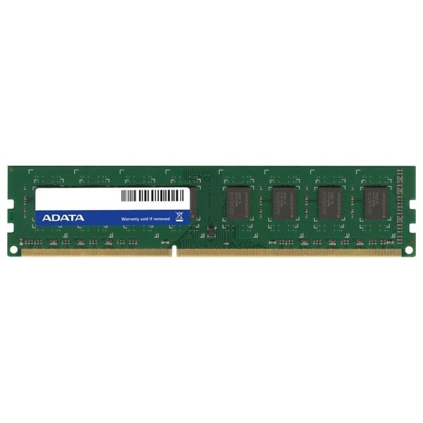 Memorie desktop ADATA 8GB DDR3L, 1600MHz, CL11, ADDU1600W8G11-B