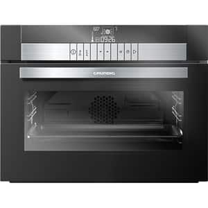 Cuptor incorporabil GRUNDIG GEKM 45001 B, Electric, Autocuratare catalitica, 48 l, Clasa A+, negru