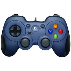 Gamepad LOGITECH F310 (PC), albastru