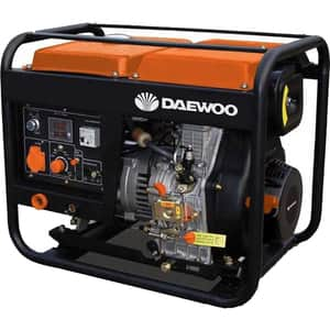 Generator electric DAEWOO GDAW190AC, 4200W, 4 timpi, benzina, autonomie 8h