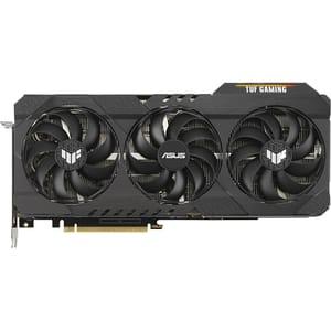 Placa video ASUS TUF Gaming NVIDIA GeForce RTX 3080 V2 OC Edition, 10GB GDDR6X, 384bit