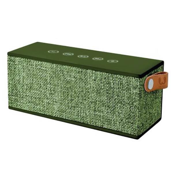 Boxa portabila FRESH 'N REBEL Rockbox Brick 156801, Bluetooth, Army
