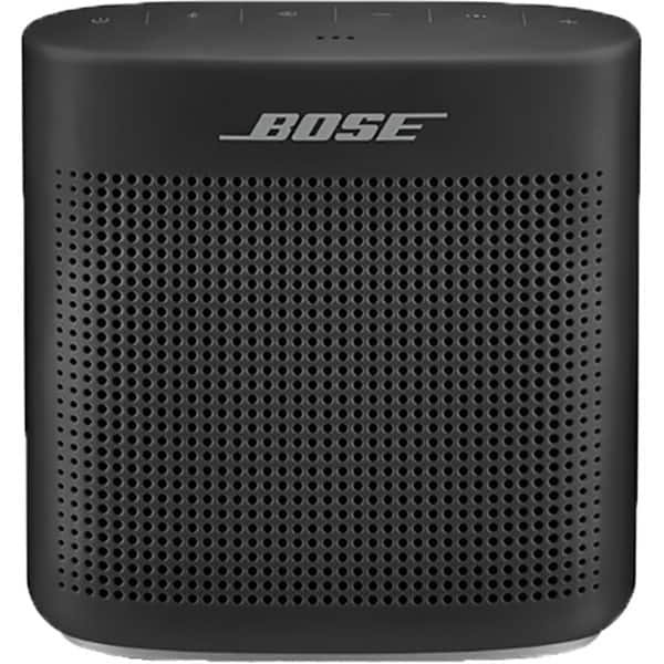 Boxa portabila BOSE Soundlink Color II, Bluetooth, Waterproof, negru