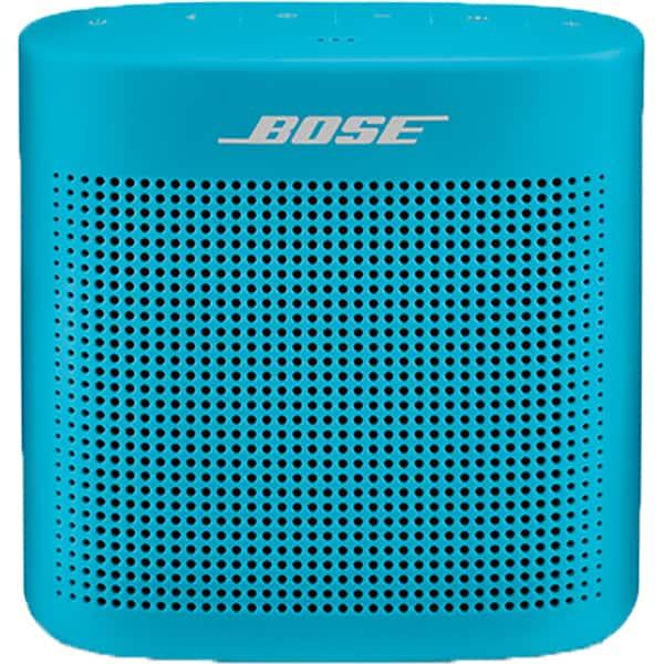 Boxa portabila BOSE Soundlink Color II, Bluetooth, Waterproof, albastru