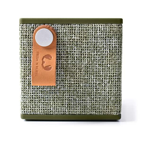 Boxa portabila FRESH 'N REBEL Rockbox Cube 156791, Bluetooth, Army