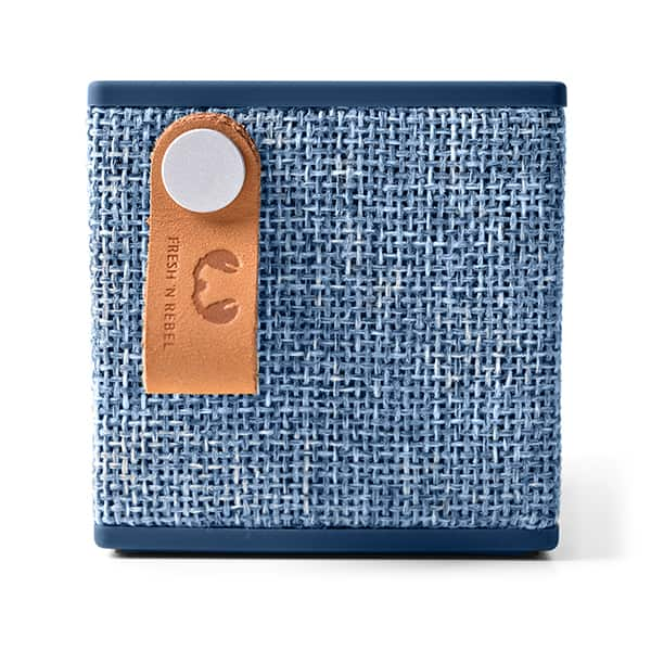 Boxa portabila FRESH 'N REBEL RockBox Cube 156792, Bluetooth, Indigo