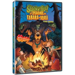 Scooby-Doo! - Cosmarul din tabara de vara DVD