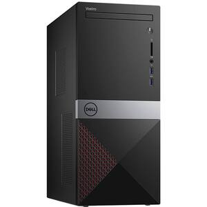 Sistem Desktop PC DELL Vostro 3671 MT, Intel Core i5-9400 pana la 4.1GHz, 8GB, SSD 256GB, Intel UHD Graphics 630, Ubuntu