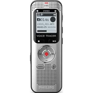 Reportofon digital PHILIPS DVT2000, 4GB, argintiu