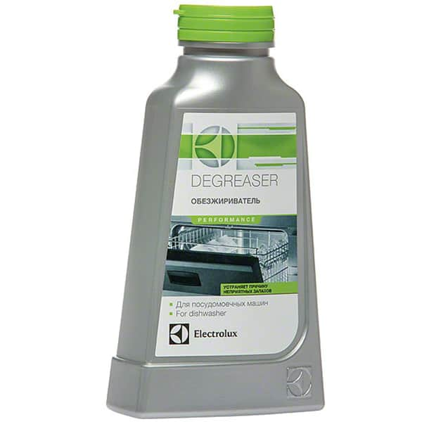 Solutie degresare masini de spalat vase ELECTROLUX E6DMH106, 200g