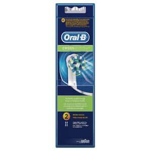 Rezerve periuta de dinti electrica ORAL-B EB50 Cross Action, 2buc
