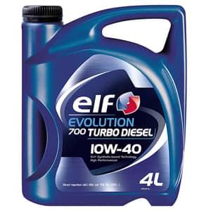 Ulei motor ELF, Turbo Diesel, 10W40, 4l