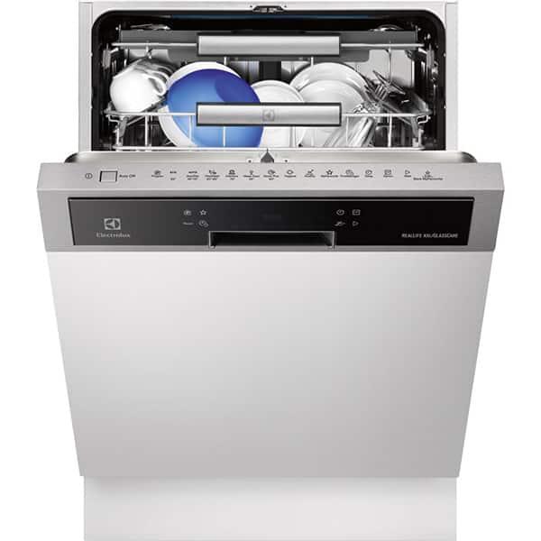 Masina de spalat vase semi-incorporabila ELECTROLUX ESI8730RAX, 15 seturi, 6 programe, 60 cm, clasa A+++