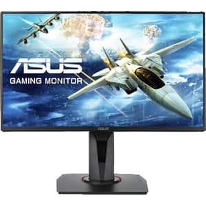 "Monitor LED TN Gaming ASUS VG258Q, 24.5"", Full HD, 144Hz, FreeSync, negru"