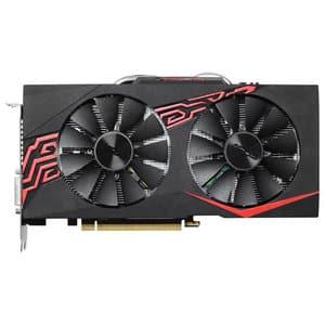 Placa video ASUS NVIDIA GeForce GTX 1060 Expedition, 6GB GDDR5, 192bit, EX-GTX1060-O6G