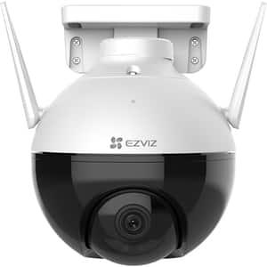 Camera IP Wireless EZVIZ C8C, Full HD 1080p, IR, Night Vision, alb