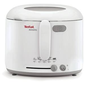 Friteuza TEFAL FF1231 Uno M, 1kg, 1.6l, 1600W, fereastra vizualizare, alb