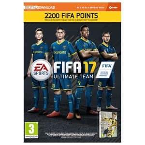 FIFA 17 2200 FUT Points PC (Code in a Box)