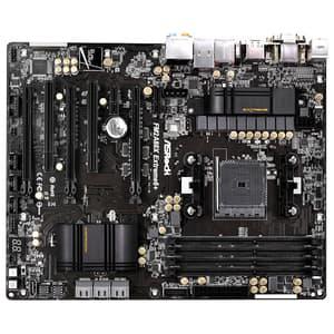 Placa de baza ASROCK FM2A75 PRO4+, socket FM2+, A75, 4xDDR3, 5xSATA3, ATX