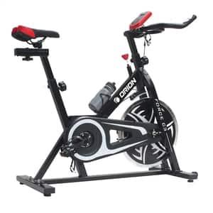 Bicicleta spinning ORION Force C3, volanta 10kg, 8 trepte, greutate suportata 110kg